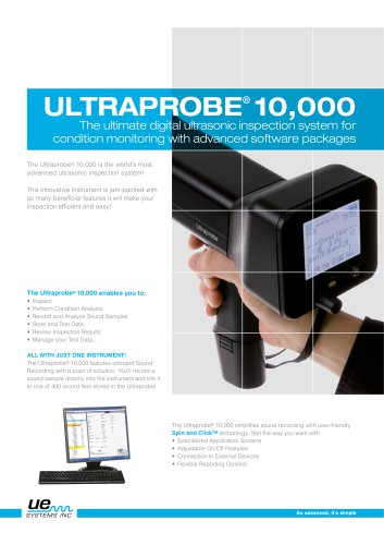 ULTRAPROBE 10.000