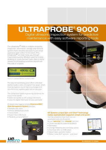 Ultraprobe 9000