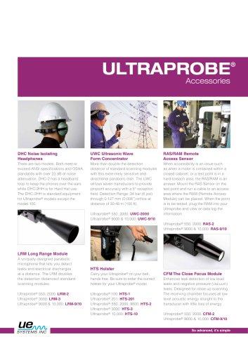 Ultraprobe Accessories