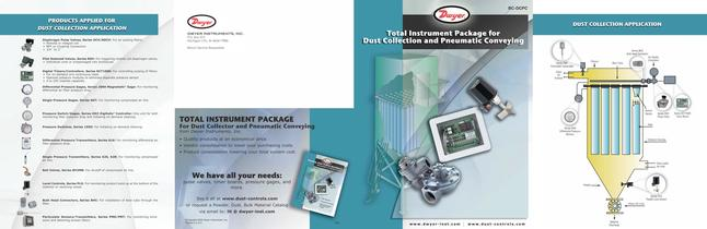 Dust Collection & Pneumatic Conveying Brochure (BC-DCPC) - 1