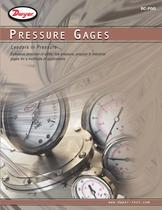 Pressure Gages Selection Guide (BC-PGG) - 1
