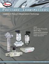 Pressure Transmitters Selection Guide