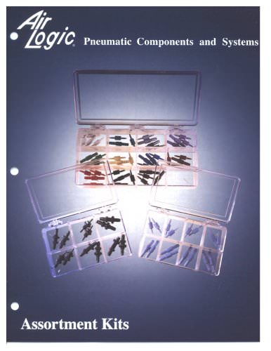 Air Logic Assortment Kits Catalog