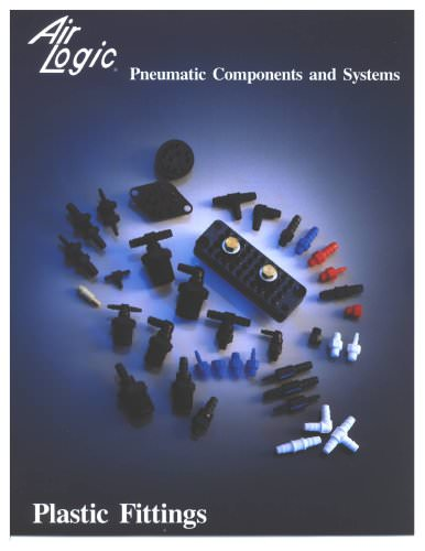 Air Logic Plastic Fittings Catalog