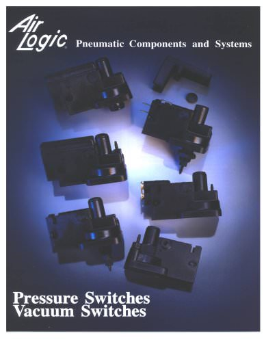 Air Logic Pressure & Vacuum Switches