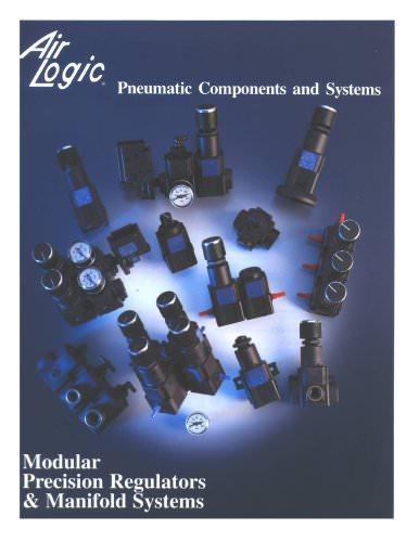 Air Logic's Regulator & Manifold System Catalog