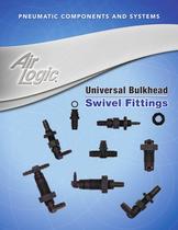 UNIVERSAL BULKHEAD SWIVEL FITTINGS