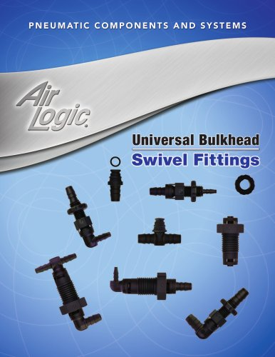 UNIVERSAL BULKHEAD SWIVEL FITTINGS