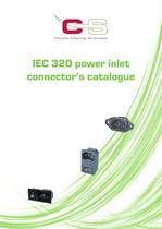 IEC 320 POWER INLET CONNECTORS