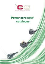 POWER CORD SETS