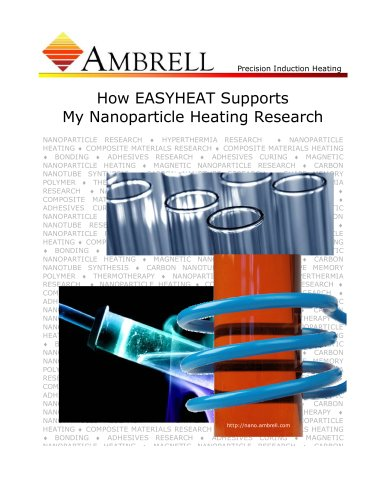 How EASYHEAT Supports My Nanoparticle Heating Research