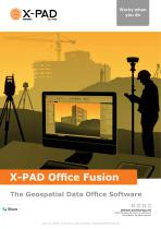 X-PAD Office Fusion - 1