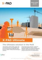 X-PAD Ultimate - 1