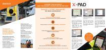 X-PAD Ultimate GO & Zoom10 Brochure - 2