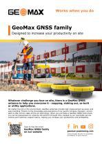 Zenith GNSS family - 1
