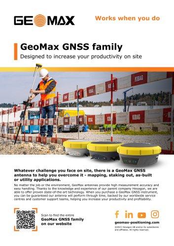 Zenith GNSS family
