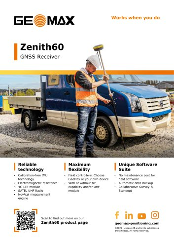 Zenith60 Datasheet