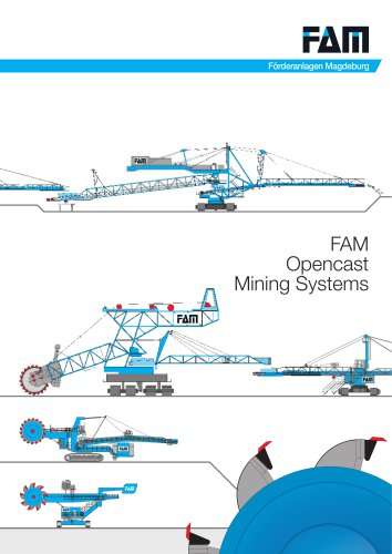 Opencast Mining Systems