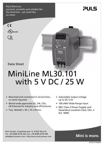 ML30.101