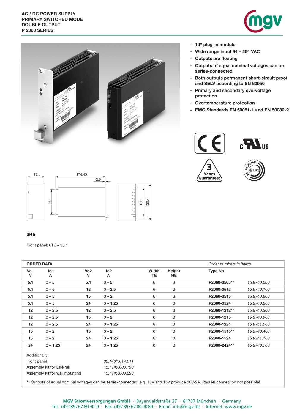 Ac Dc Power Supply Primary Switched Mode Double Output P 2060 Switching Circuit Diagram On Switch Series 1 2 Pages