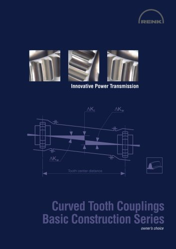Curved Tooth Couplings