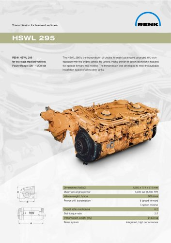 HSWL 295