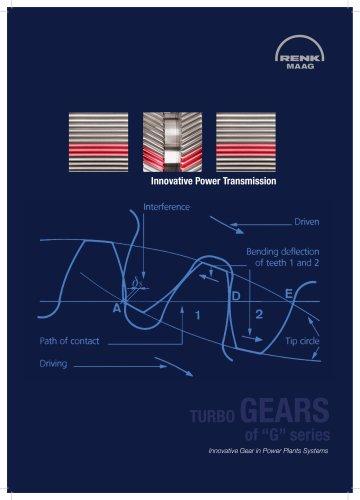 Turbo Gear Units