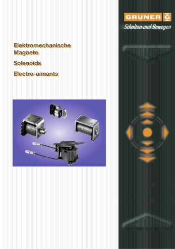 Customised Solenoid Solutions