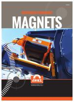 Suspended Overband Magnets