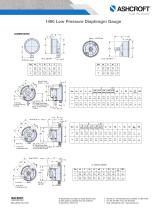 1490 Low Pressure Diaphragm Gauge - 3