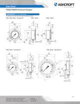 T6500 Pressure Gauge - 5