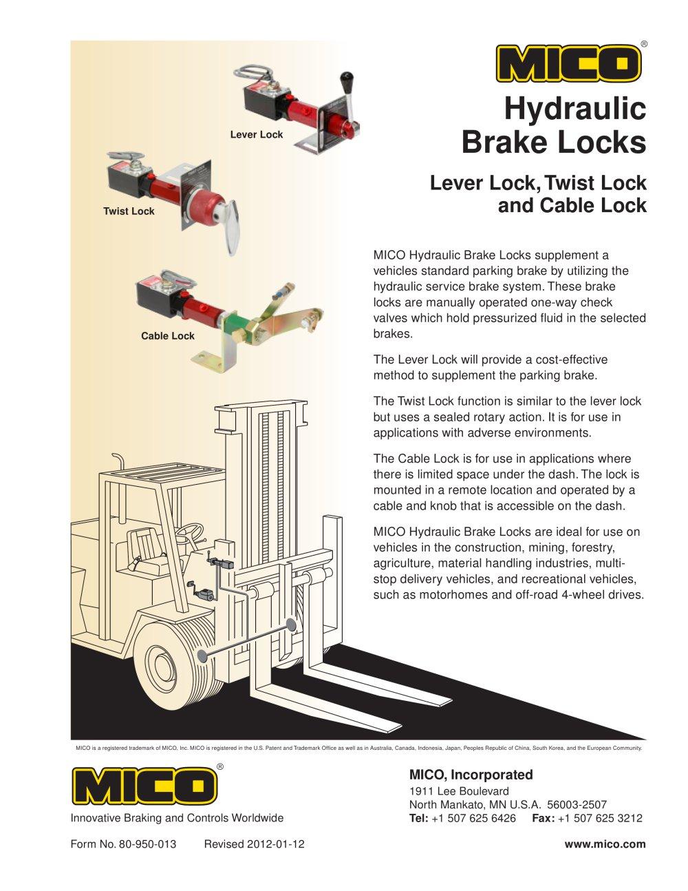 Hydraulic Brakes Pdf