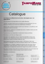 Pad catalog - 5