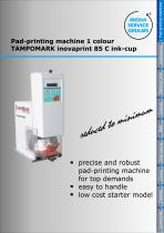 TAMPOMARK inovaprint 85 C ink-up - 1