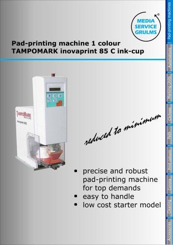 TAMPOMARK inovaprint 85 C ink-up