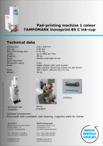TAMPOMARK inovaprint 85 C ink-up - 2