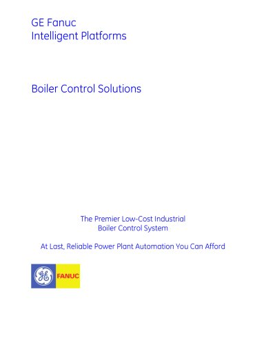 Boiler Control Solutions