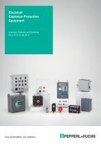 Electrical Explosion Protection Equipment - 1