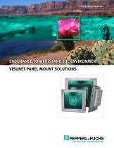 Endurance to Withstand the Environment - VisuNet Panel Mount Solutions - 1
