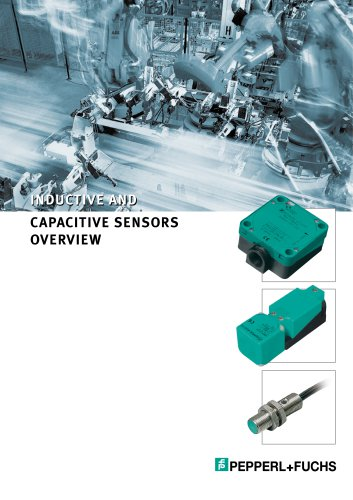 Inductive and Capacitive Sensors