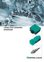 Inductive and Capacitive Sensors - 1