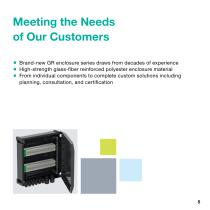 New GR Series GRP Enclosures for Terminal Boxes and Control Stations - 5