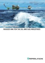 Product Information Rugged HMI for the Oil and Gas Industries - 1