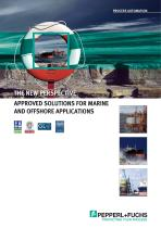 Product information Solutions for marine and offshore applications - 1