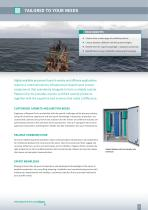 Product information Solutions for marine and offshore applications - 5