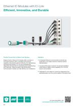 Sensors and Systems with IO-Link - 14