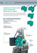 Valve Position sensing with a global view - 9