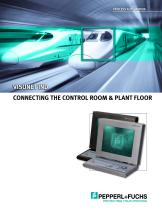 VisuNet IND Connecting the Control Room & Plant Floor / Produktinformation - 1
