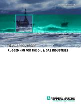 VisuNet Solutions Rugged HMI For The Oil & Gas Industries - 1