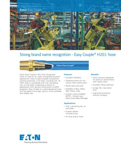 Eaton Easy Couple H201